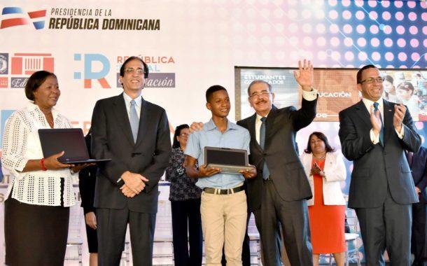 Danilo Medina encabezará mañana  el Cuarto Lanzamiento de República Digital en el Gran Teatro del Cibao