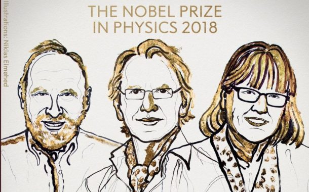 El Nobel de Física 2018 va para tres científicos por sus investigaciones sobre el láser