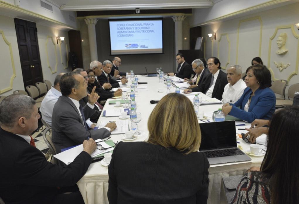 Consejo Nacional para la Seguridad Alimentaria y Nutricional aprueba plan nacional
