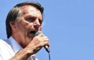 Bolsonaro, tras conocerse los resultados de la primera vuelta electoral en Brasil: