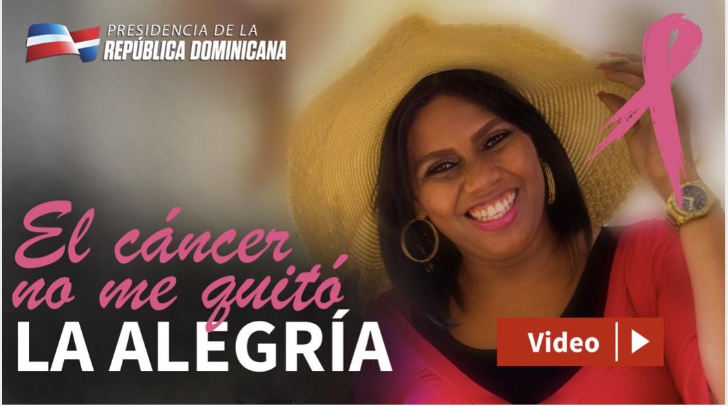 VIDEO: El cáncer no me quitó la alegría