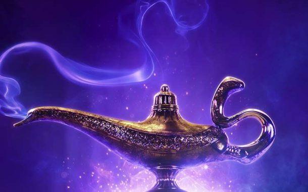 "Will Smith compartió el primer póster de la película ""Aladdin"""