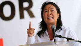 Caso cócteles | Keiko Fujimori fue detenida de forma preliminar por diez días