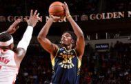 Myles Turner acuerda extensión por 4 años y $72 millones con Pacers