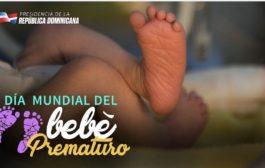 VIDEO: Día mundial del bebé prematuro
