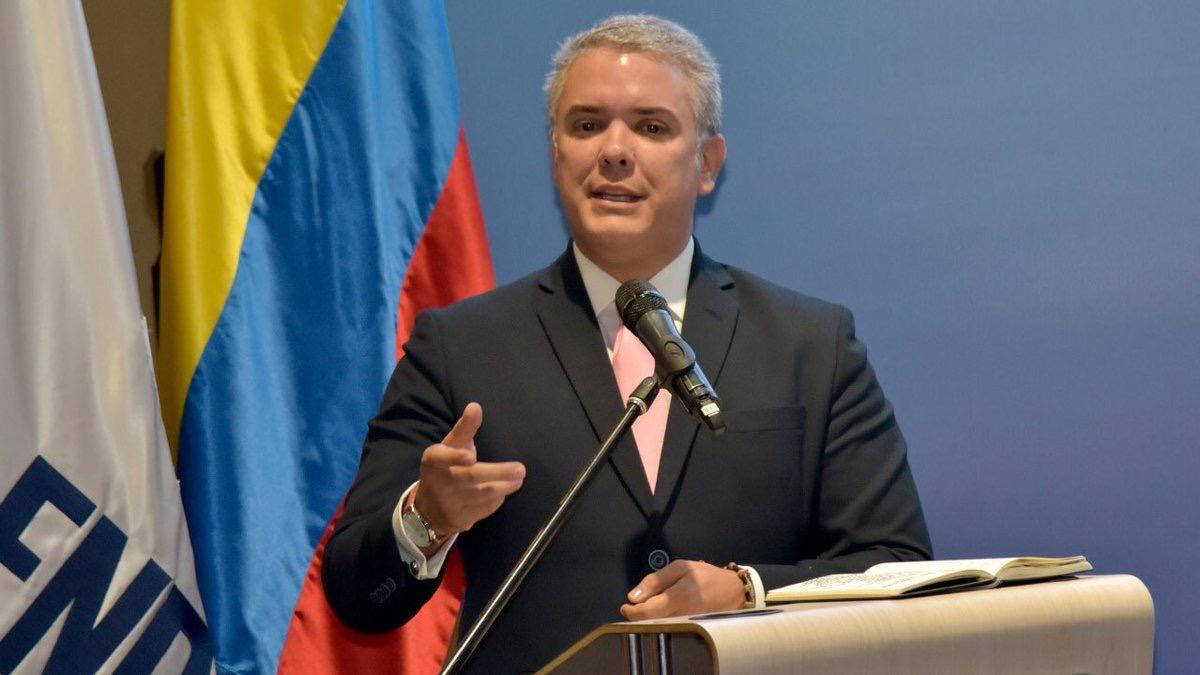 Presidente de Colombia anuncia que cortará relaciones con Venezuela a partir de enero