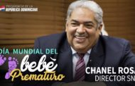 VIDEO: Chanel Rosa, director SNS. Día mundial del bebé prematuro