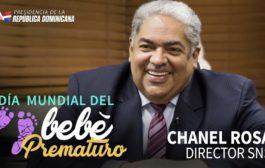 VIDEO: Chanel Rosa, director SNS. Día mundial del bebé prematuro