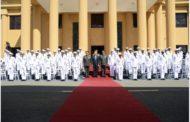 Presidente Danilo Medina encabeza graduación 51 cadetes Academia Batalla de las Carreras