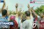 En Santiago y La Vega, reciben con gran alegría la Antorcha del Invitacional Mundial de Tenis