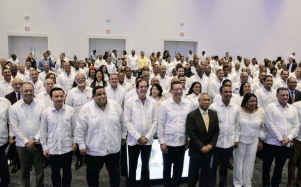 Ministro de la Presidencia, Gustavo Montalvo, destaca aportes de la gestión actual a los gobiernos locales