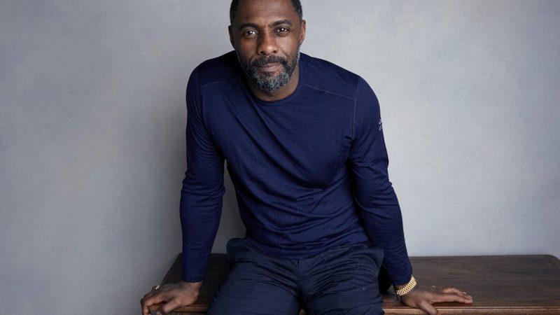 """Idris Elba el """"Hombre vivo más sexy"""" de la revista People"""