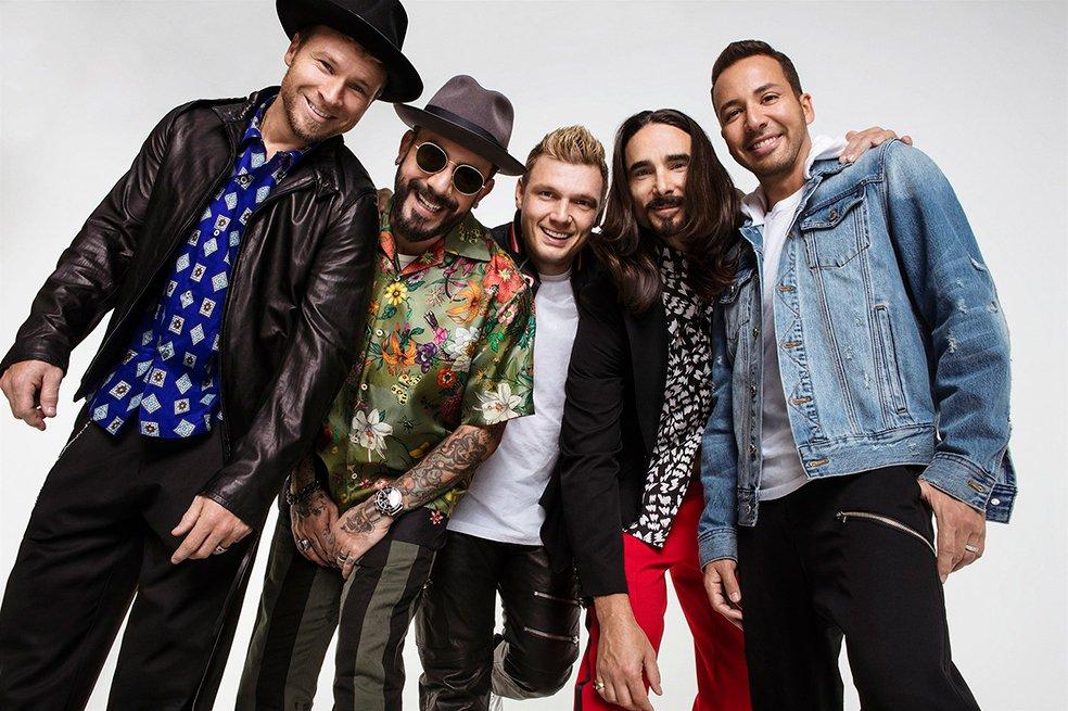 "Backstreet Boys anuncian disco  y gira mundial: ""Hay un futuro para nosotros"""