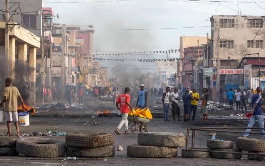 Tensión en Haití mientras el presidente mantiene silencio