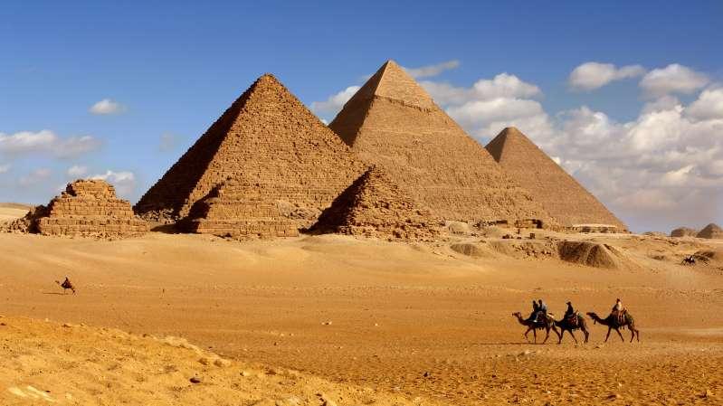 Un nuevo hallazgo arqueológico revela el secreto mejor guardado sobre cómo se construyeron las pirámides de Egipto
