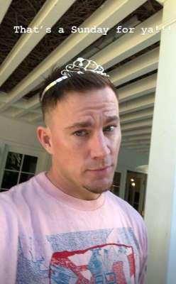 Esta es la razón por la que Channing Tatum se convirtió en princesa