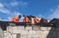 MOPC reparará 63 casas de resultaron afectadas por explosión de Polyplas en VillasAgrícolas