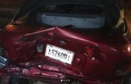 Actor Johnnie Mercedes denuncia que chocaron su vehículo