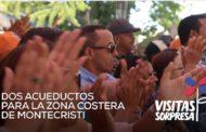 VIDEO: Dos acueductos para la zona costera de Montecristi