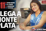 VIDEO: 911 llega a Monte Plata