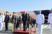 "Presidente Danilo Medina encabeza LXVII Promoción de Caballeros Guardiamarinas en Academia Naval ""Vicealmirante César A. De Windt Lavandier"""
