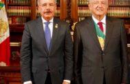 Danilo Medina confía en fortalecimiento relaciones República Dominicana-México; asiste a toma de posesión Andrés Manuel López Obrador