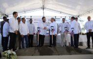 Danilo Medina da primer palazo Puerto de Puerto Plata; inversión de US$125 millones que permitirá acoger un millón de cruceristas al año