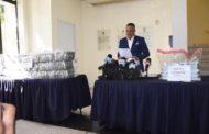 Ocupan 108 paquetes de cocaína en la costa de Barahona, apresan 3 dominicanos y un colombiano