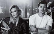 Así se conocieron Brad Pitt y Charlize Theron