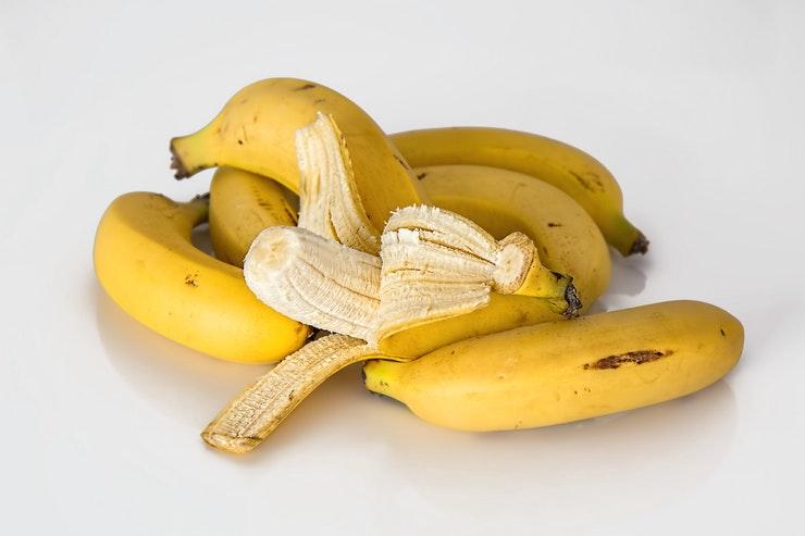 ¿Qué pasará si comes 2 plátanos al día?