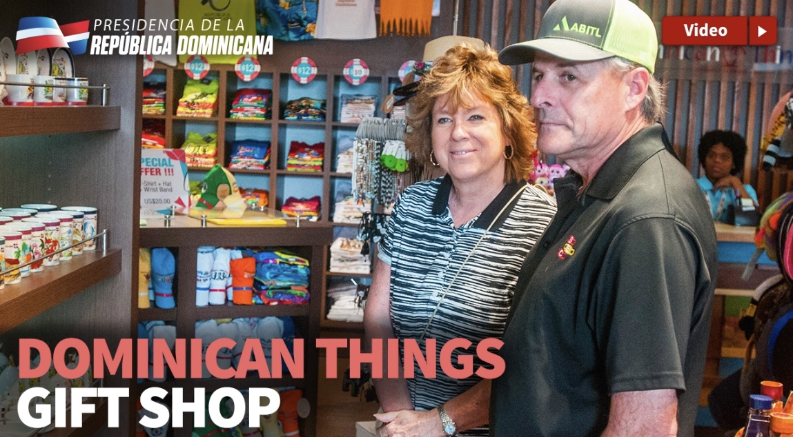 VIDEO: Dominican Things Gift Shop