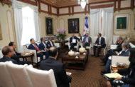 BUSCAR Buscar en Historias / Descarga  Presidente Danilo Medina pasa revista a construcción de escuelas y estancias infantiles