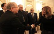VIDEO:Danilo Medina concede audiencia a comisión alto nivel Instituto Internacional Italo-latinoamericano (IILA)