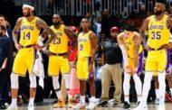 Lakers no son favoritos para llegar a playoffs