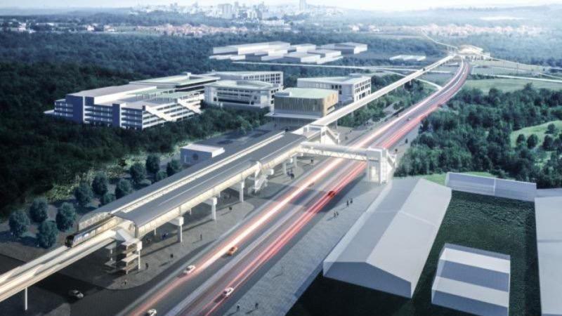 Odebrecht con luz verde iniciar ramal metro de Panamá