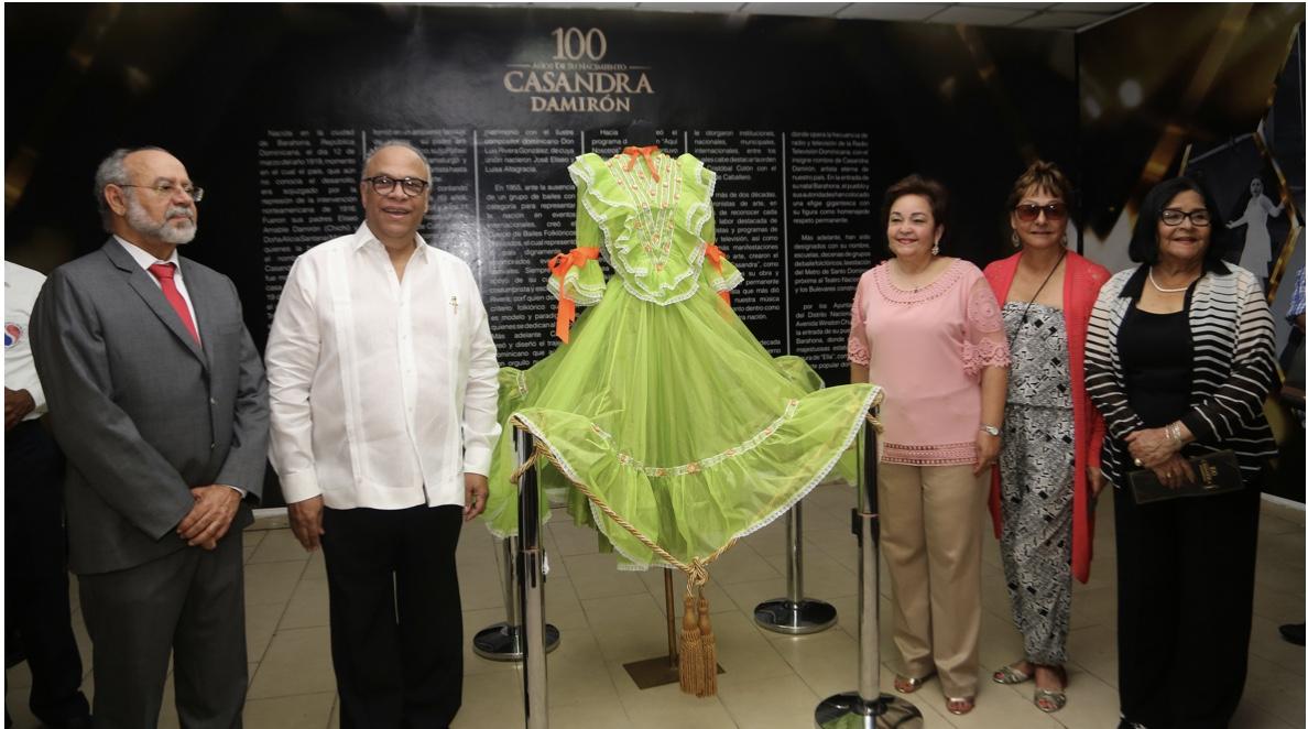 En centenario natalicio Casandra Damirón, OPRET entrega museo en honor a la Soberana de la Canció