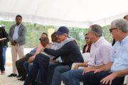 Danilo entrega en Cumayasa granja cerdos con tecnología última generación y apoya ganaderos en La Noria, La Romana