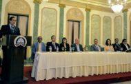 Instituciones firman acuerdo para formalizar y modernizar el Cuerpo de Bomberos