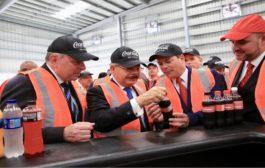 VIDEO: Danilo Medina asiste a puesta en marcha nueva línea de producción de bebidas de Bepensa Dominicana; inversión supera 20 millones de dólares