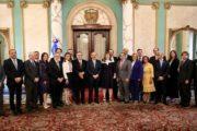 VIDEO:Danilo Medina recibe visita junta directiva de AIRD; se fortalece alianza público-privada para seguir construyendo unidos un mejor país