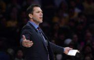 Luke Walton deja de ser entrenador de los Lakers