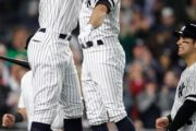 Gardner batea grand slam y Yankees ganan a Boston