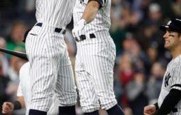Gardner batea grand slam y Yankees ganan a Boston