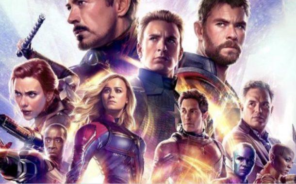 """""""Avengers: Endgame"""" rompe récords de ventas de taquilla en su estreno"""