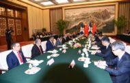 Presidente de la Asamblea de China recibe a diputados dominicanos