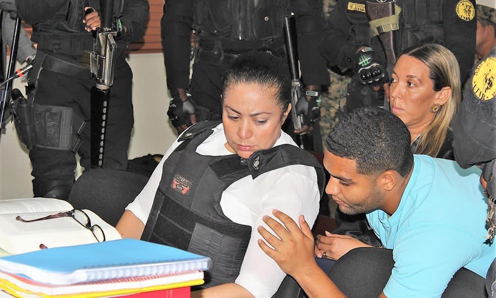 Reducen a dos años de prisión pena a @#MarlínMartínez y ratifican 30 años a #Marlon por caso