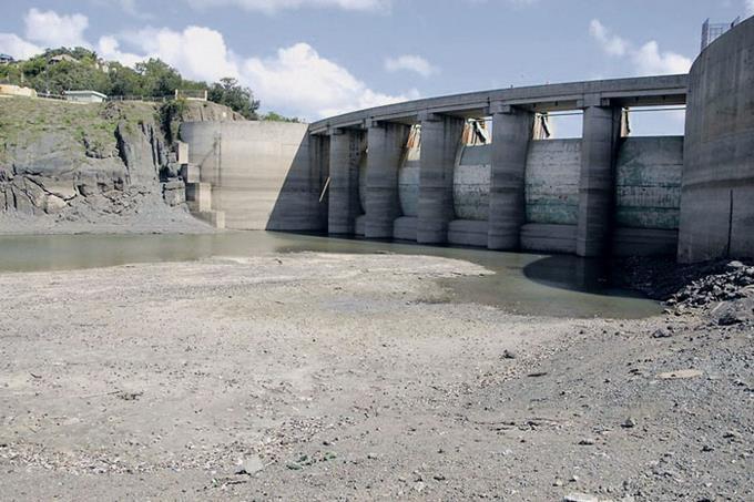Se necesitan meses de lluvia para recuperar las presas