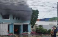 Bomberos podrían ofrecer este jueves informe de incendio en colchonera de SDE