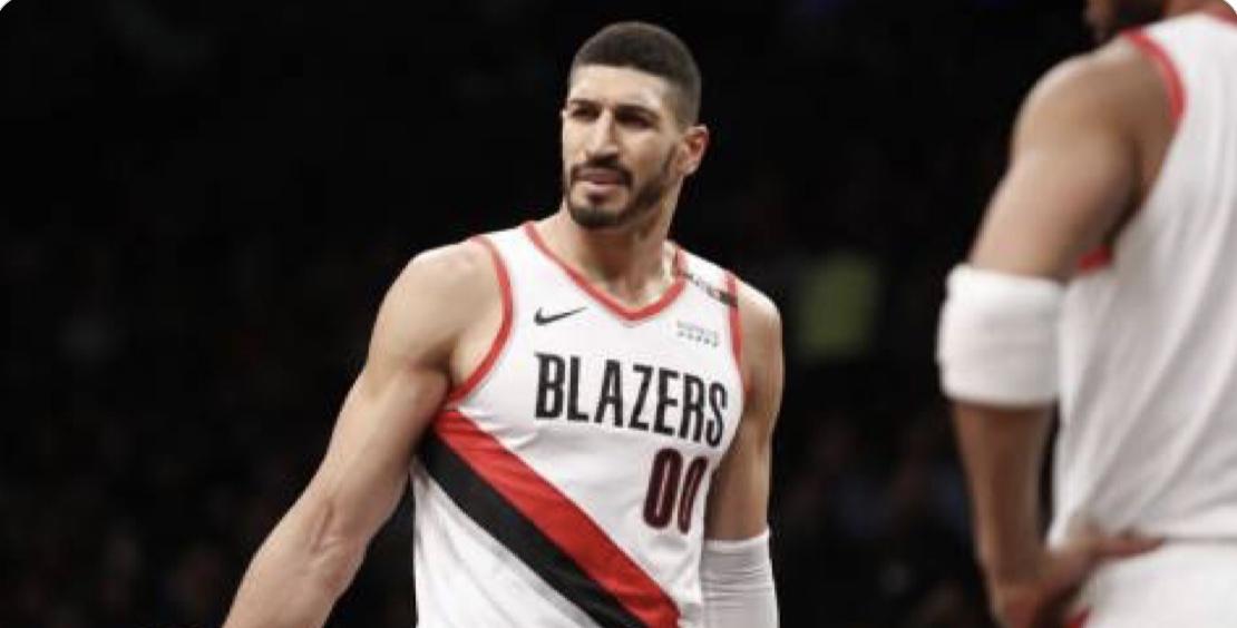 Televisión turca no transmitirá los playoffs de la NBA por presencia de Enes Kanter