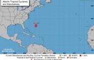 Se forma Andrea la primera tormenta fuera de la temporada ciclónica